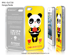 Чехол для iPhone 5 - Hungry Panda