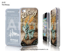 Чехол для iPhone 4/4s - The Woozy