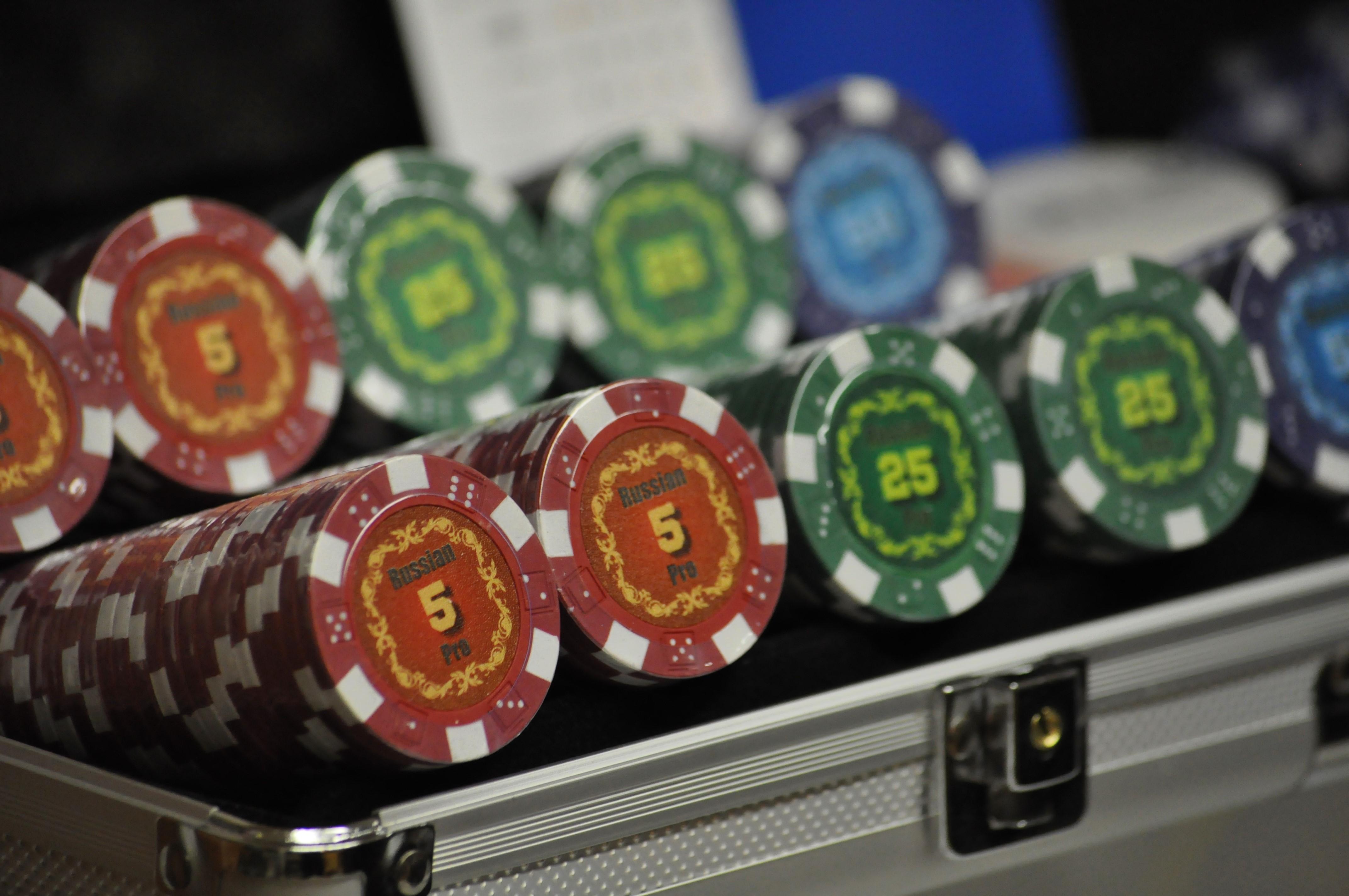 Победа в казино