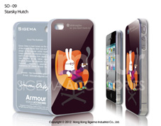 Чехол для iPhone 4/4s Starsky Hutch